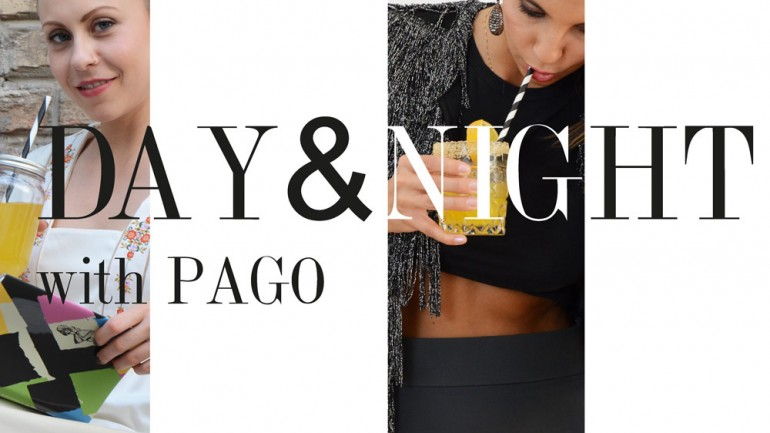 DAY&NIGHT with pago