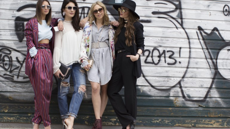LES FACTORY FEMMES x Style Guide TV