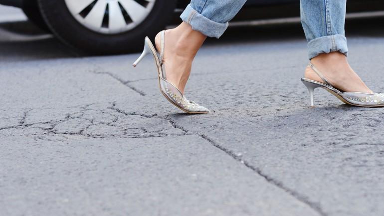 STREETSTYLE MIT WOMAN-MAGAZIN