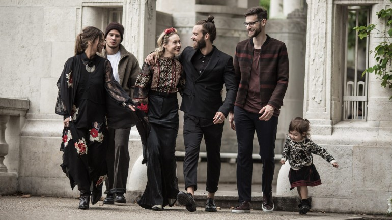 H&M STUDIO AW 2016 – #HMfamily