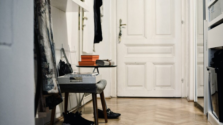 Kleiderschrank richtig organisieren