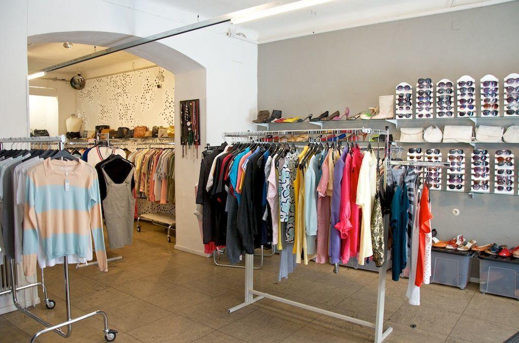 die besten vintage shops in Wien polyklamott