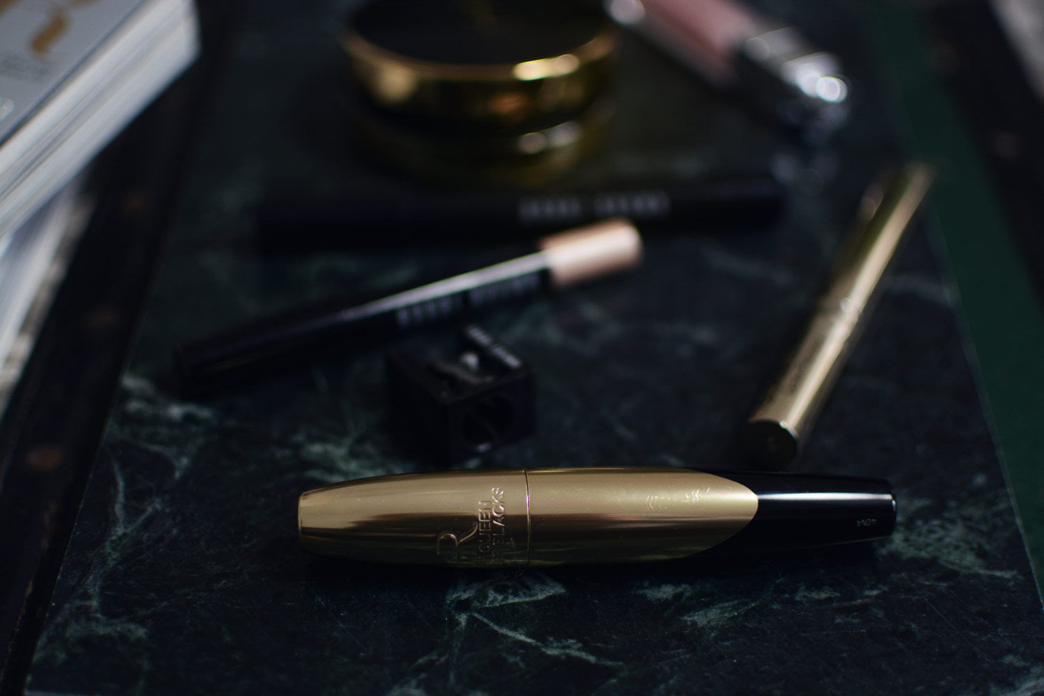 Everyday Make-up Look Helena Rubinstein Mascara