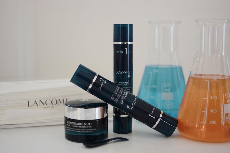 Lancôme Frühlingsneuheiten, visionnaire crescendo, skincare, beauty news