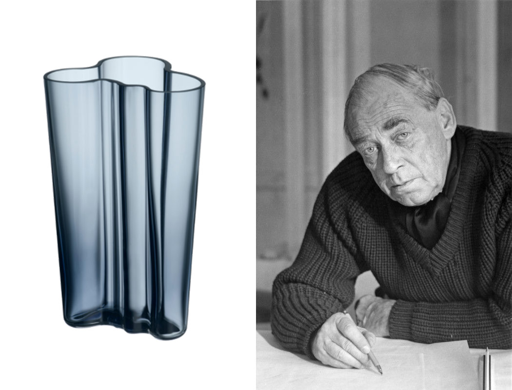alvar aalto vase eine hommage an eine architekturlegende. Black Bedroom Furniture Sets. Home Design Ideas