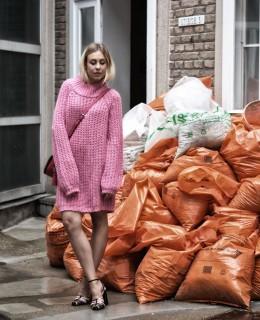 Pinke Knitwear - LES FACTORY FEMMES