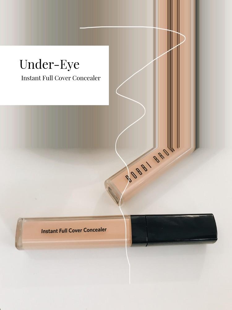 Instant Full Cover Concealer - LES FACTORY FEMMES