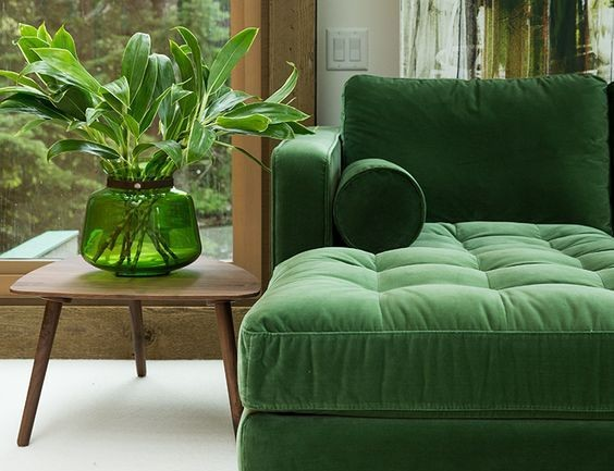 Pantone Greenery – Colour of the year