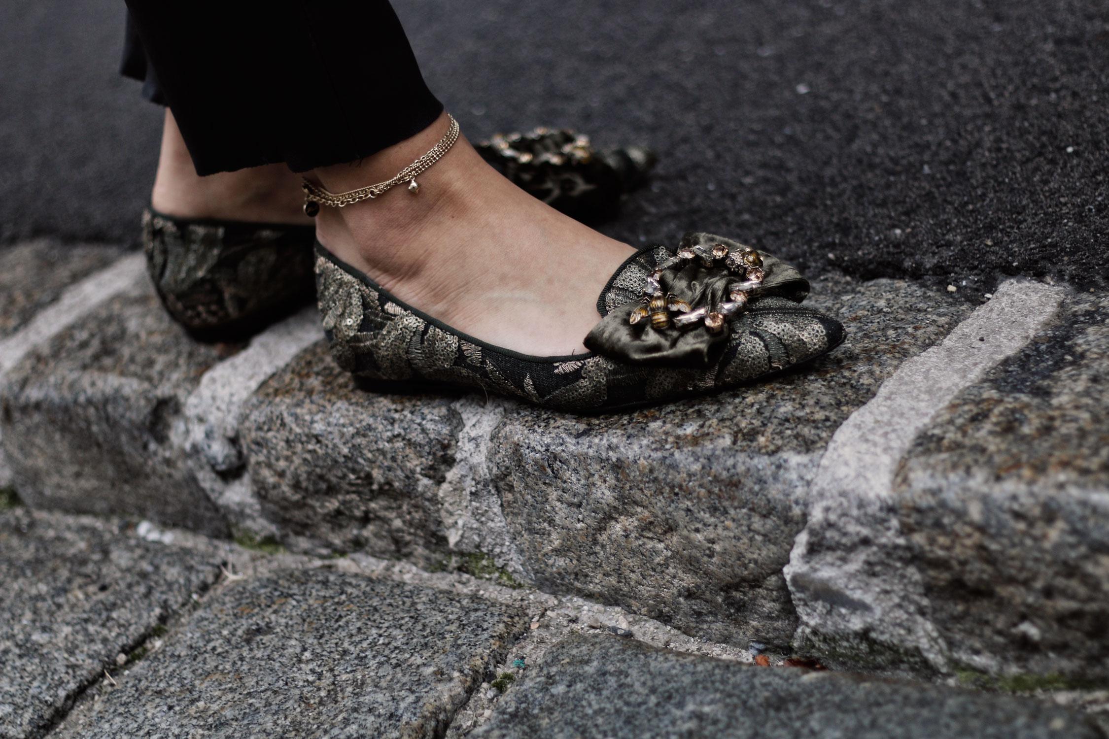 Herbst-Trend: Brokat - LES FACTORY FEMMES