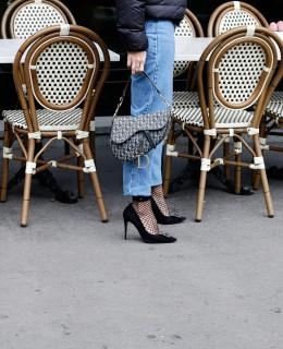 Dior Saddle Bag - LES FACTORY FEMMES