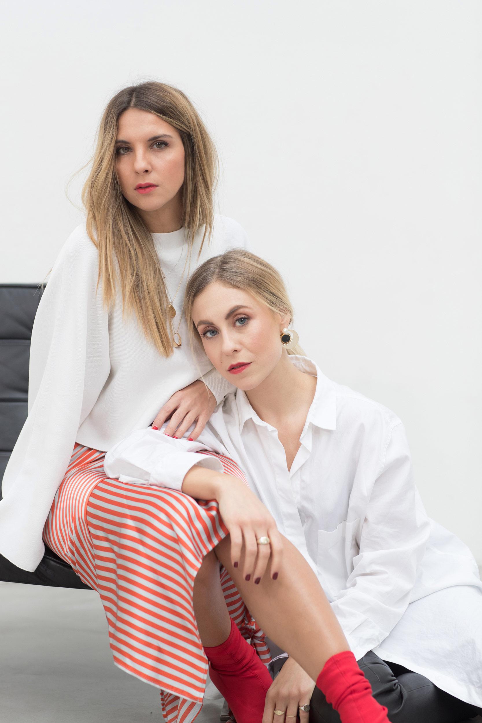 Andreea Cebuc & Laura Molnar - LES FACTORY FEMMES