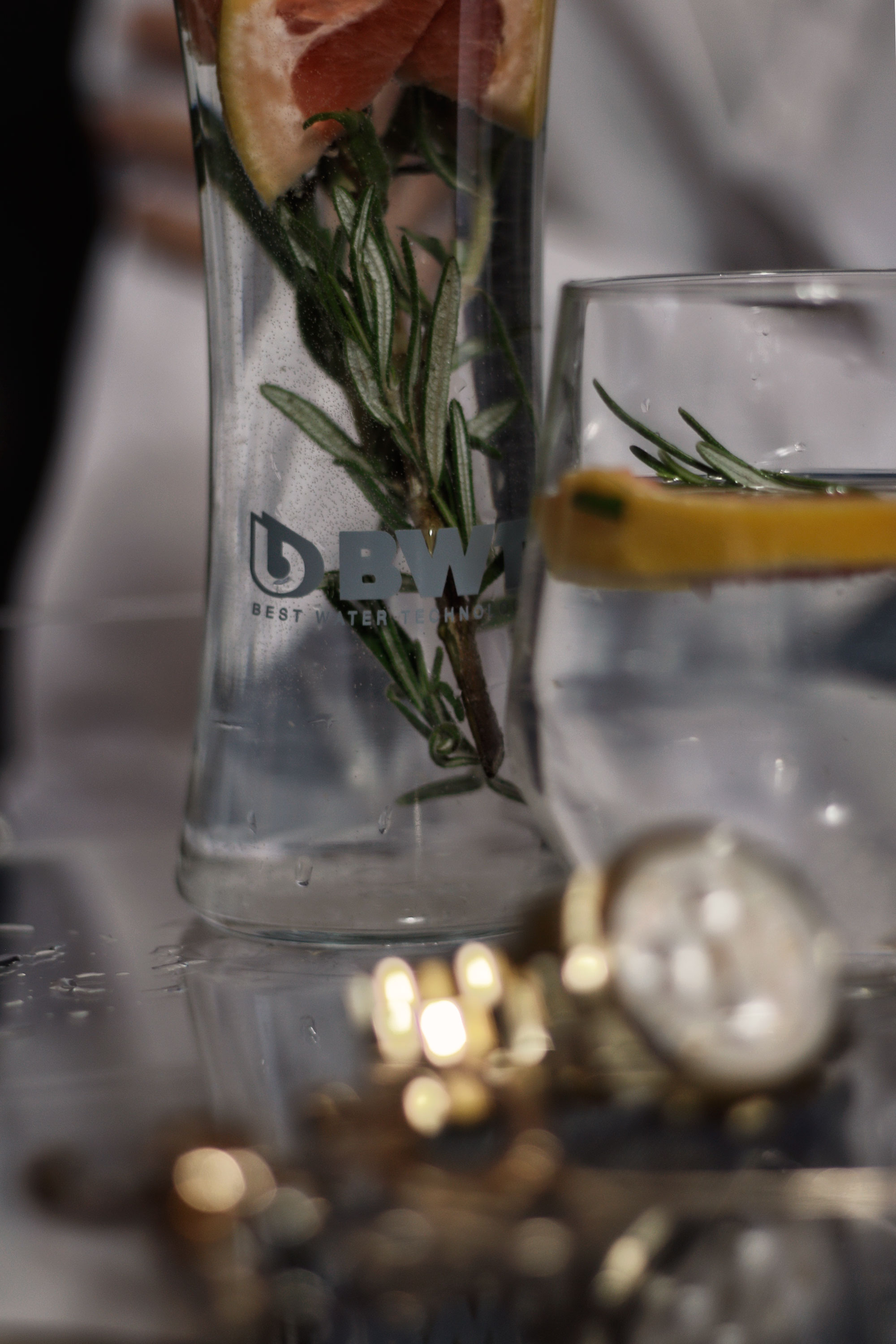 Infused Water - LES FACTORY FEMMES