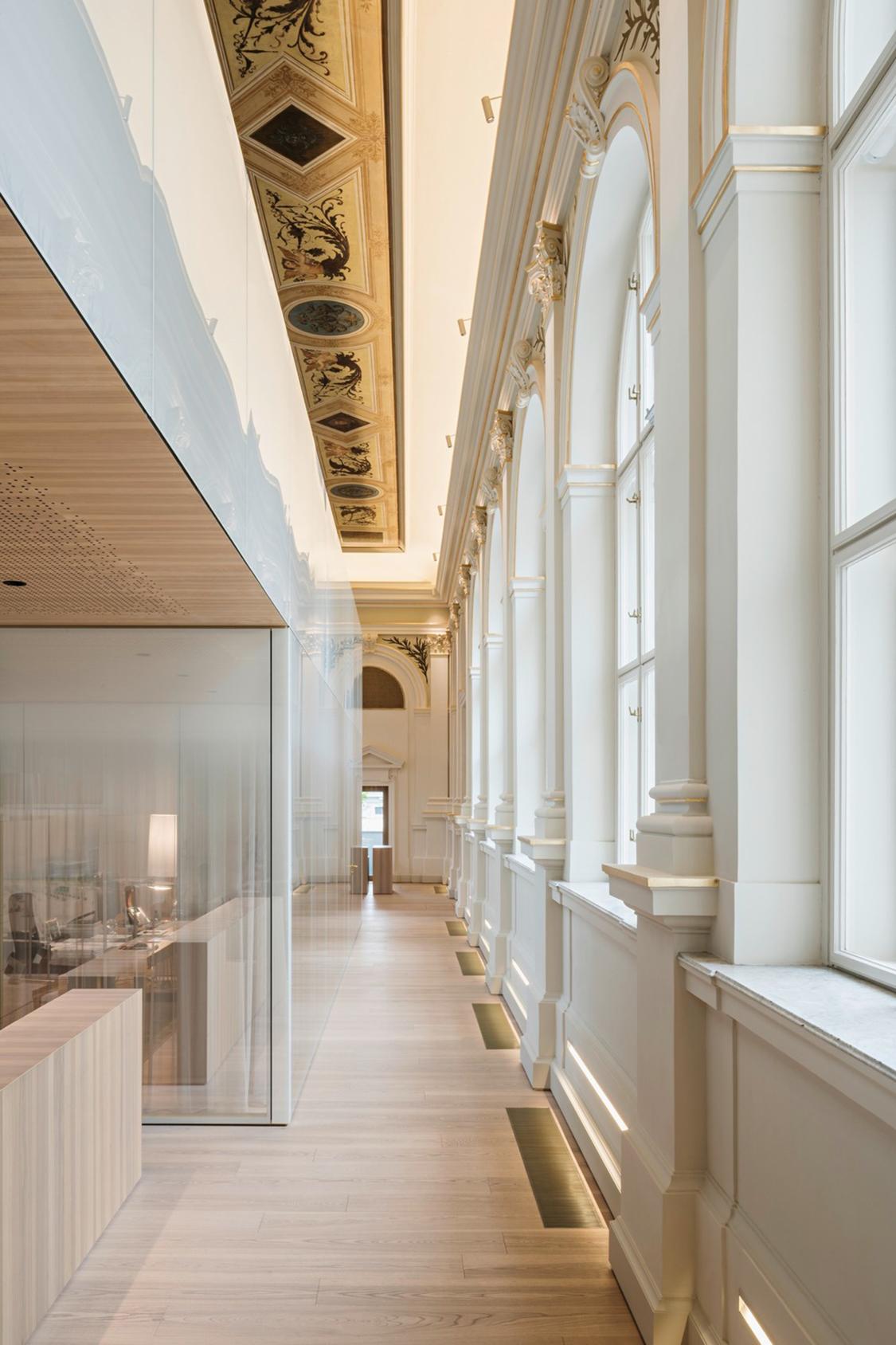 Bueroarchitektur Wien - LES FACTORY FEMMES