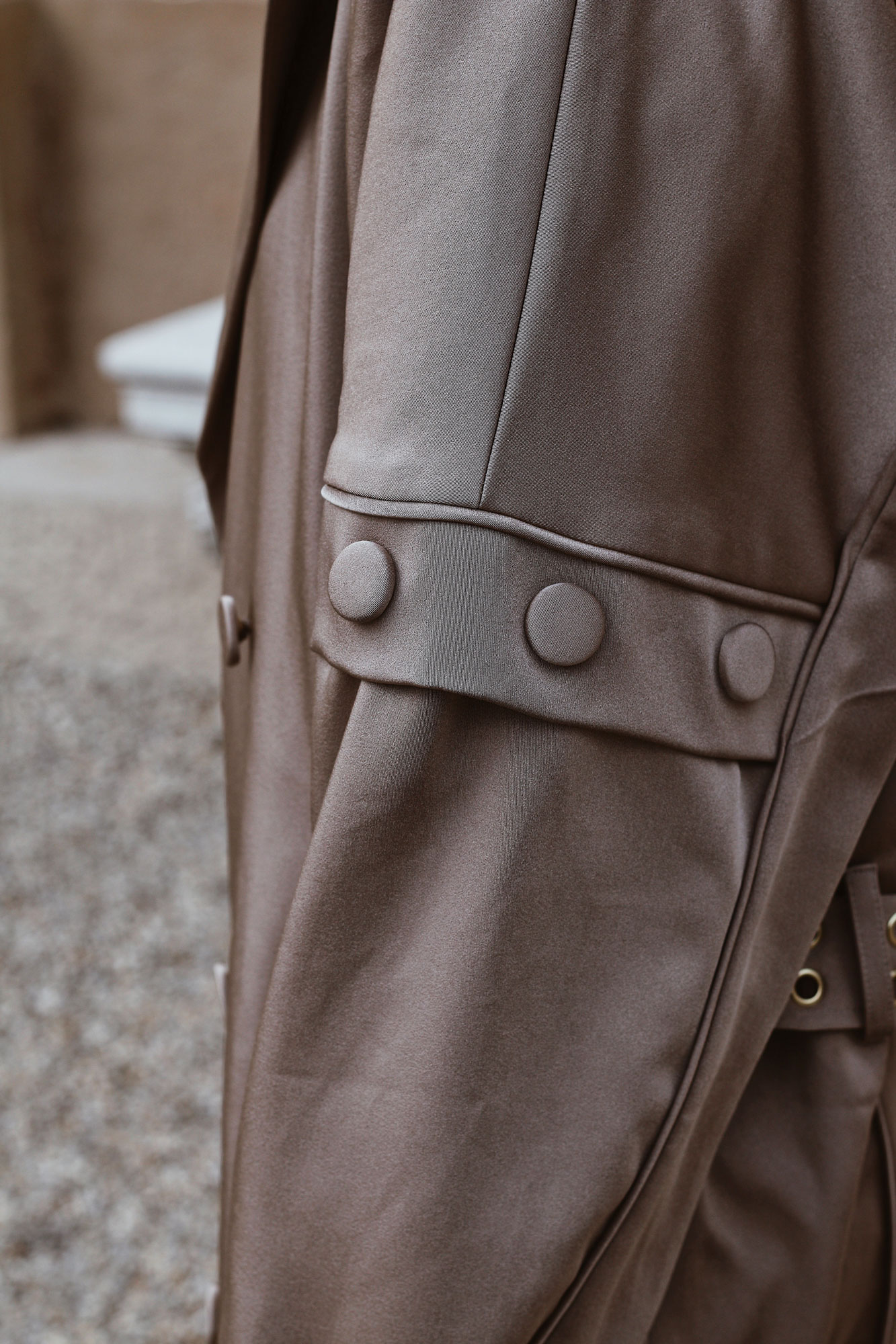 The updated Trenchcoat - lesfactoryfemmes.com