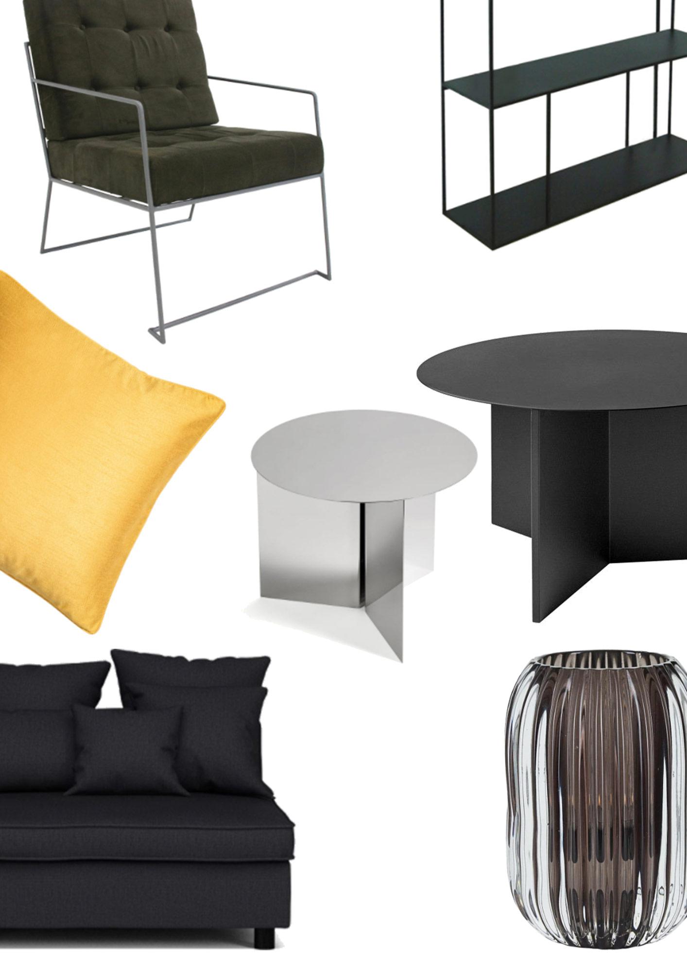 Scandinavian Interior Design - LES FACTORY FEMMES