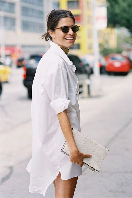 white shirt les factory femmes 6