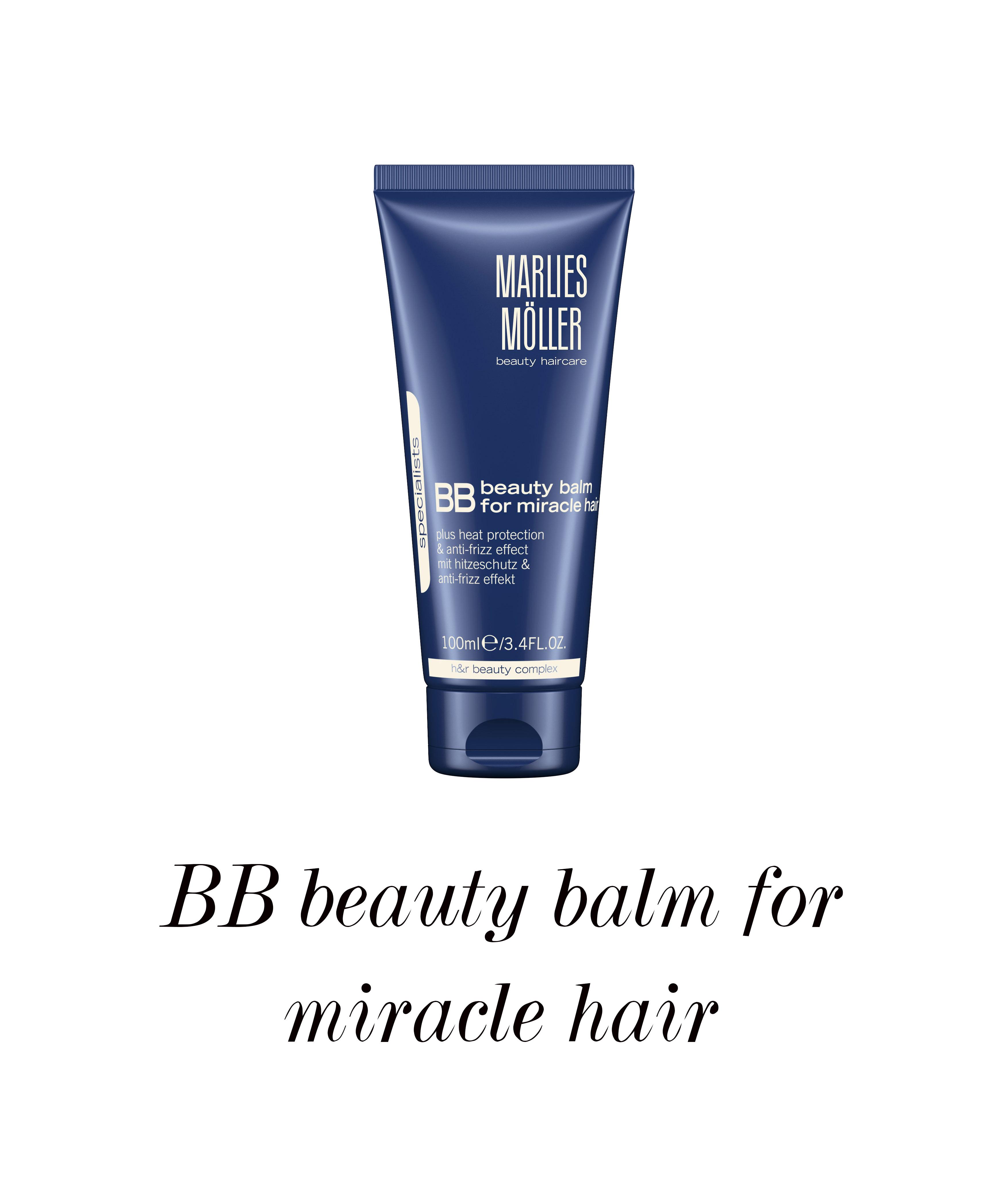 BB Beauty Balm Volume Anti oil Hair powder Marlies Möller