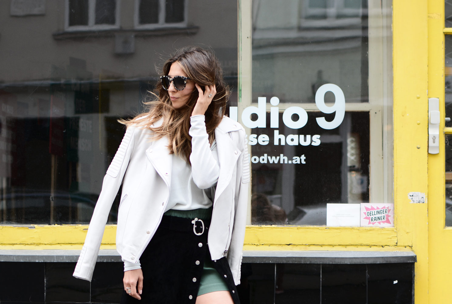 overknee Stiefel, madonna blogger award 2017, fashion