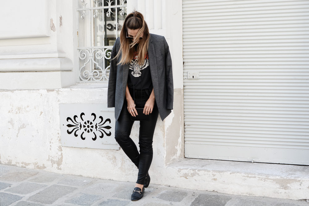 Band T Shirt Style Streetstyle Wien Vienna Festival Look Style