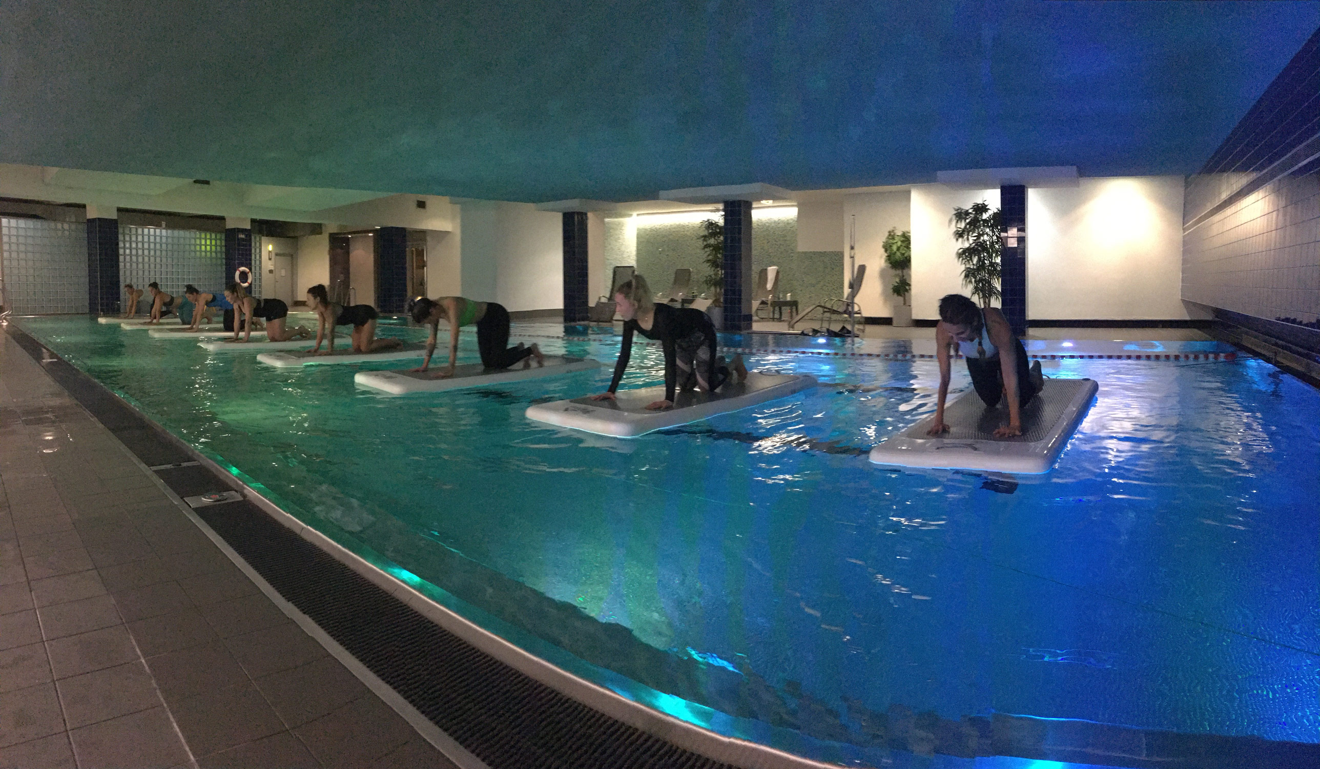 floatfit in wien , tabata 15min , hiit training
