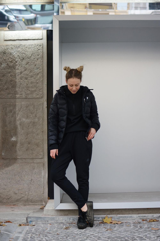 sportswear von adidas, Z.N.E, Athletics