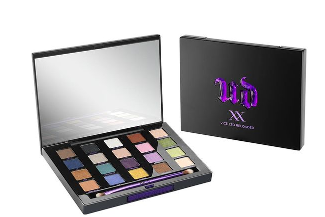 Urban Decay XX Ltd Reloaded Palette