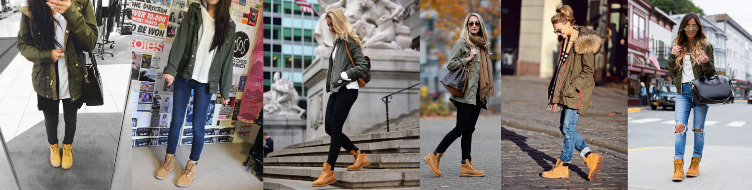 timberland boots style