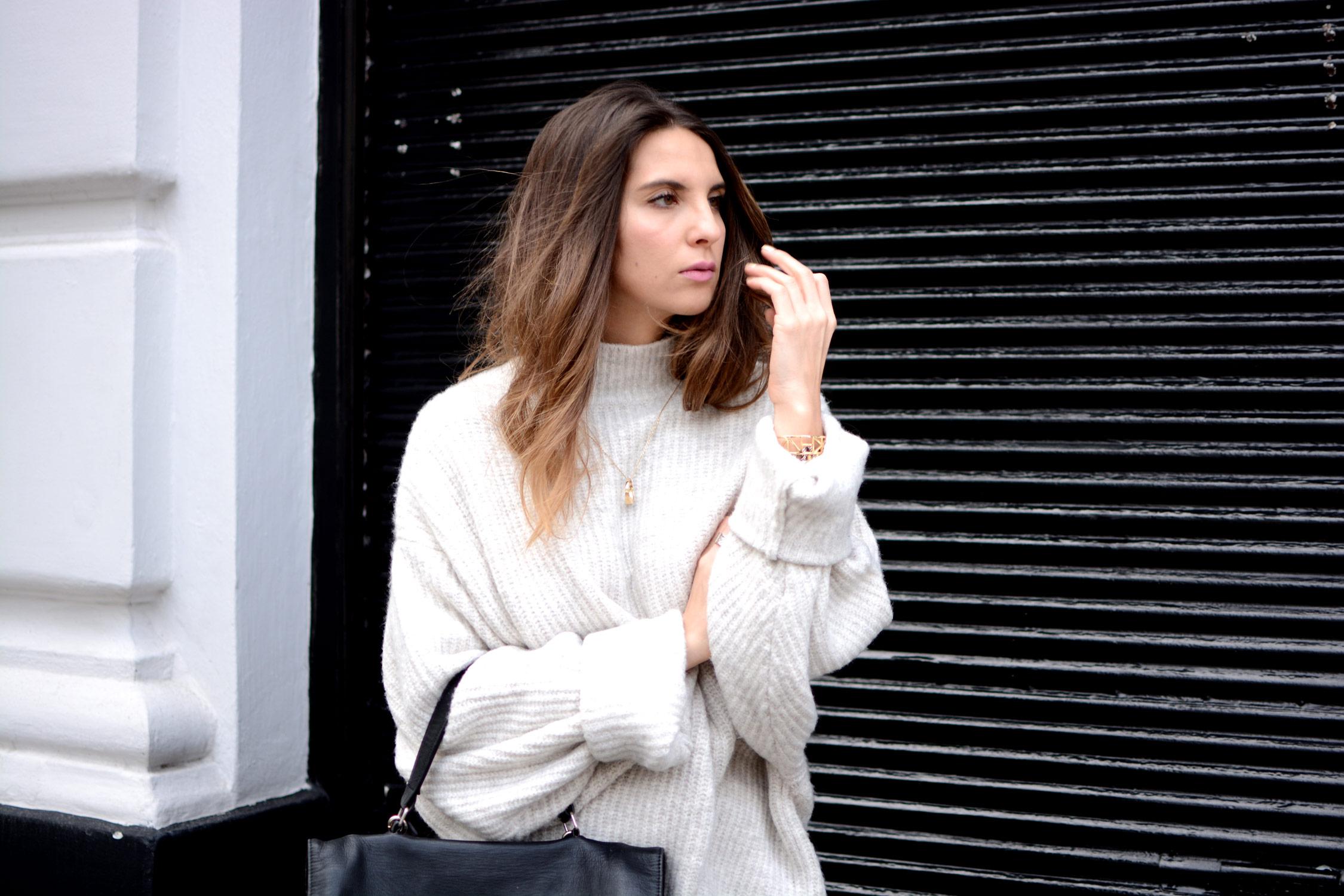 winter outfit warm und stylisch