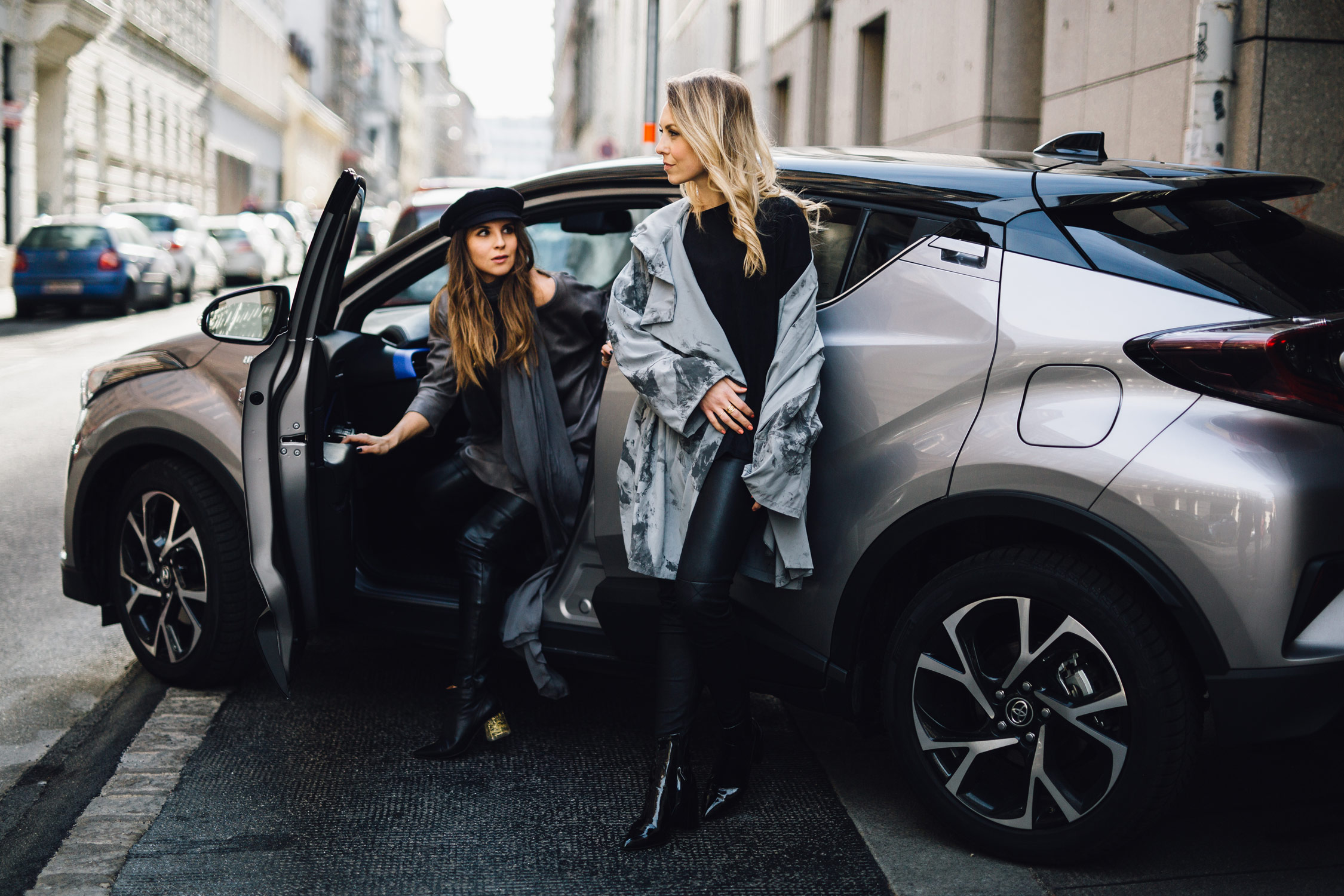 fashion blogger mein stil toyota