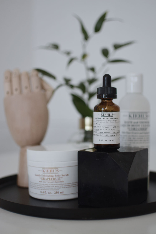 Hautpflege Favoriten, Kiehls, Apothecary Preparations, Individuelle Hautpflege