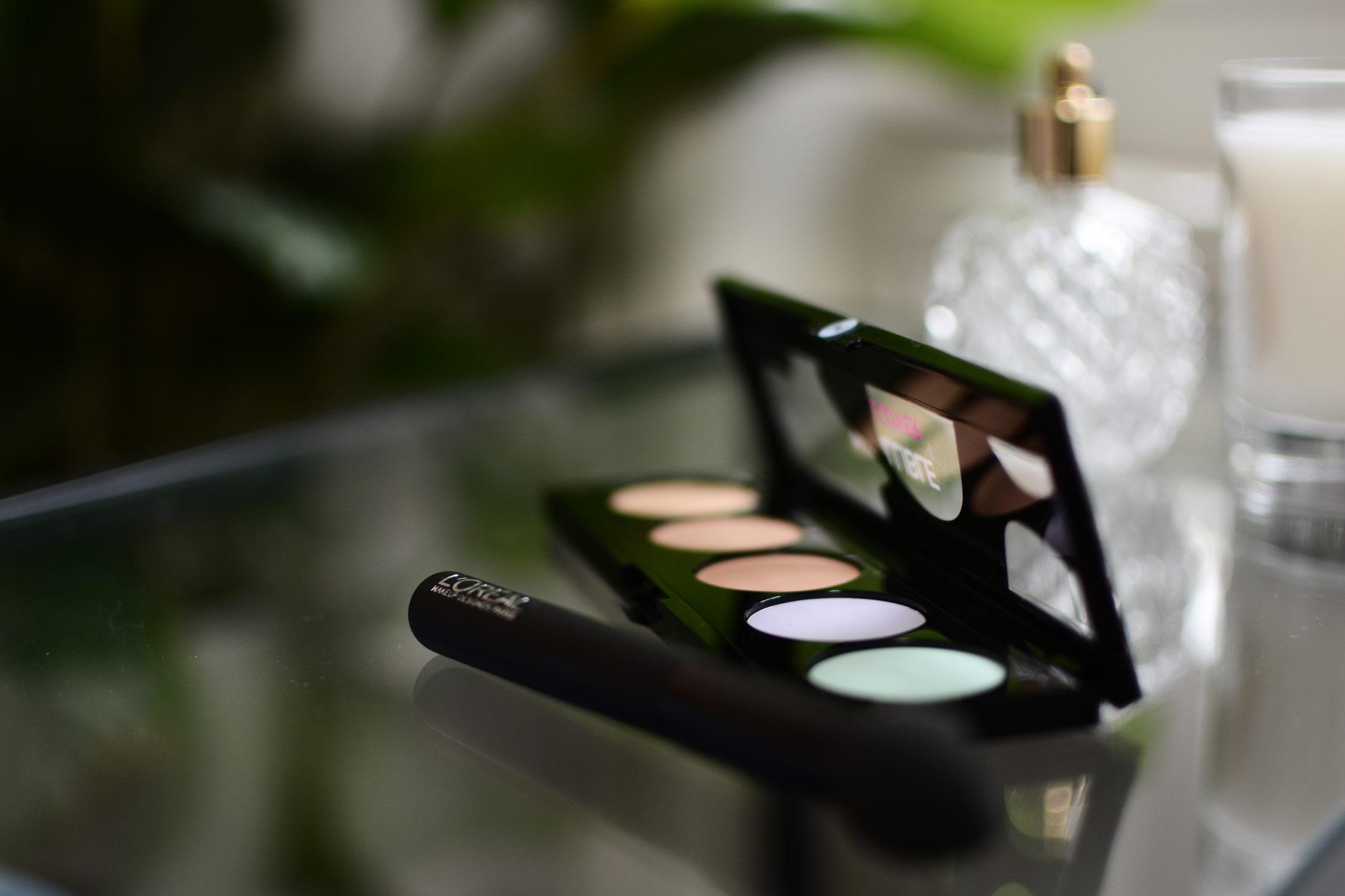 Total Cover Concealer Palette L´Oréal Paris