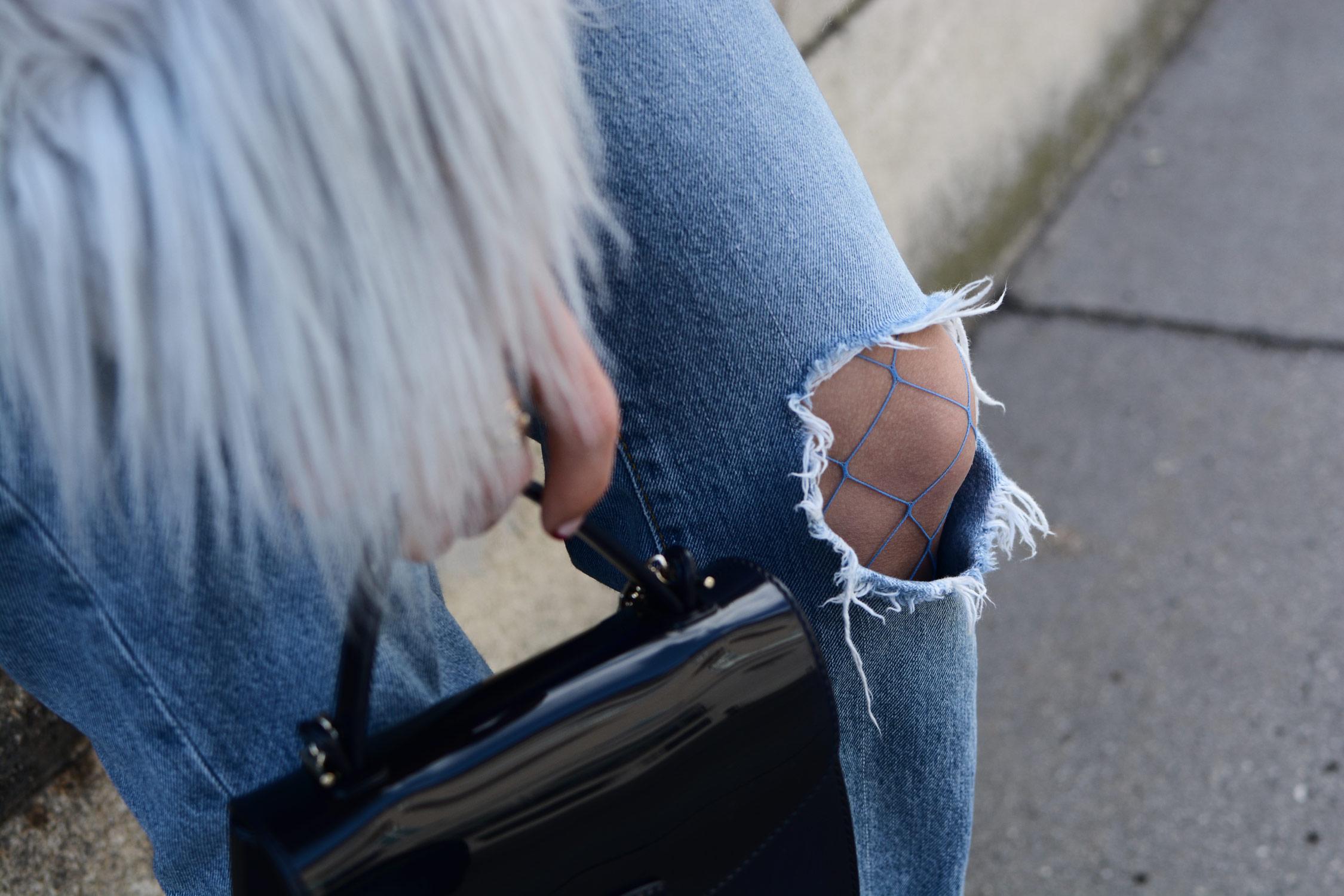 Volant Trend 2017, Trends Frühling Sommer, fake für janke, furla Tasche, falke netzstrumpfhose, destroyed jeans
