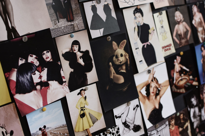 Atelier von Lena Hoschek, Brautkleider, Interview, Designer, Fashionblhgger, Vintage, Moodboard