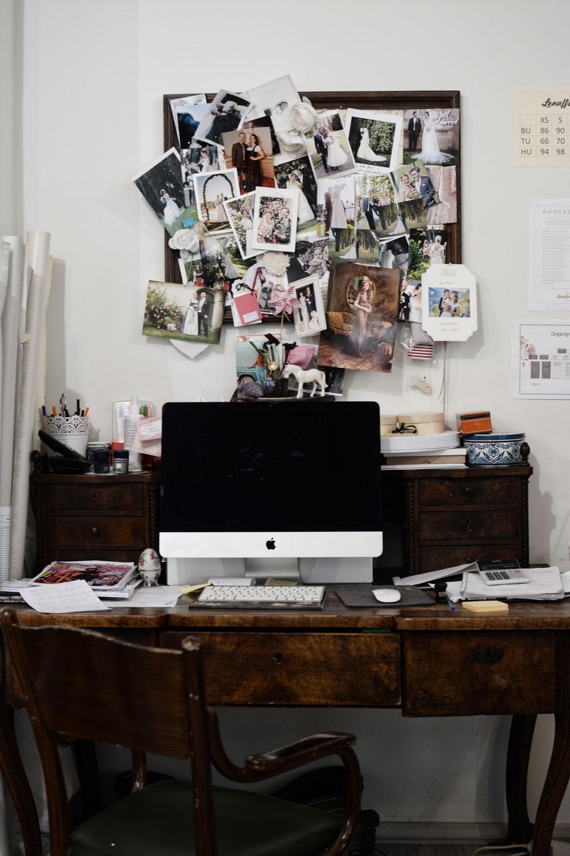 Atelier von Lena Hoschek, Brautkleider, Interview, Designer, Fashionblhgger, Vintage, Interior