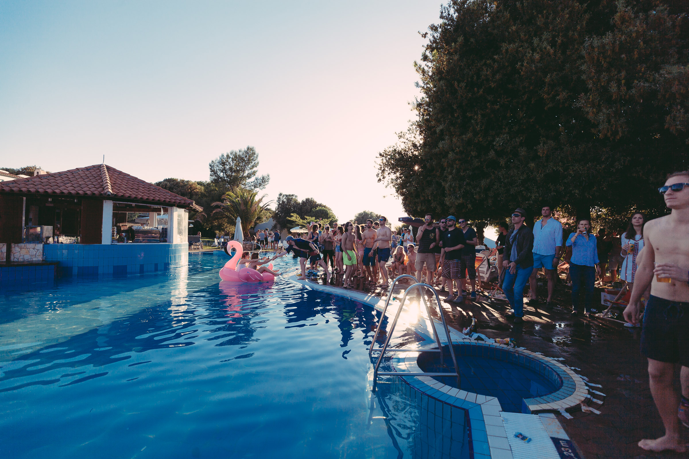 Lighthouse Festival 2017, Zalando, Porec, Hip Hop, Poolparty