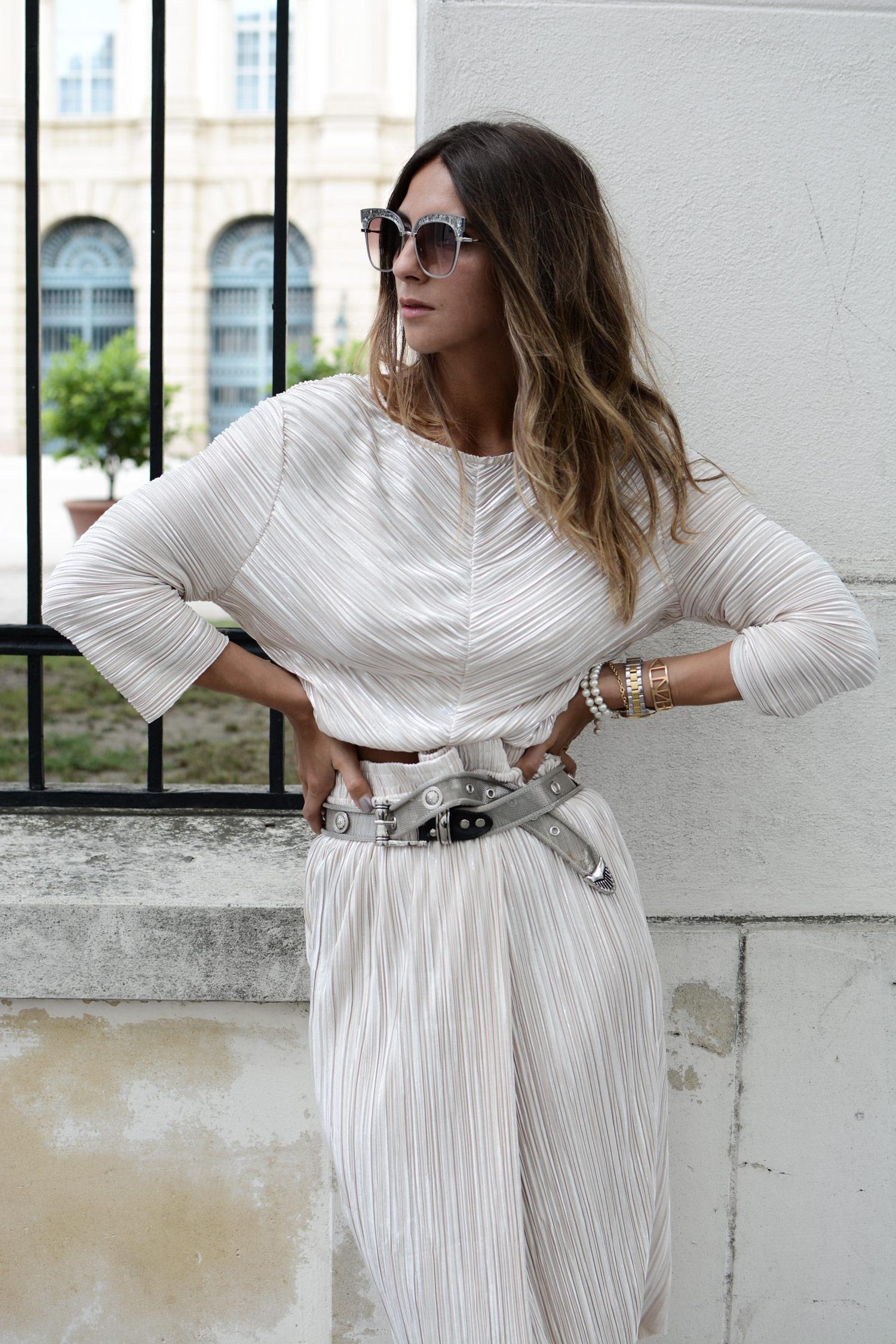 Pantoletten Outfit - LES FACTORY FEMMES