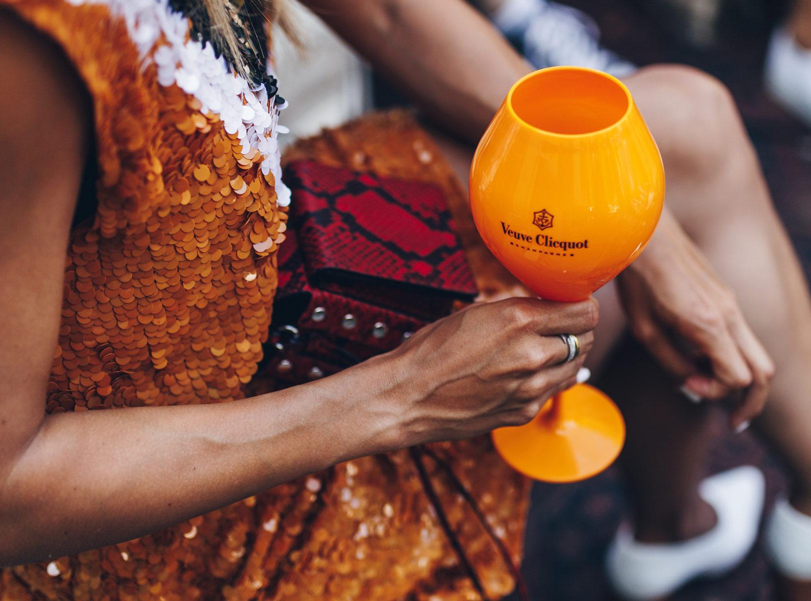 veuve clicquot party ,lebenswerteste Stadt 2017 - Les factory Femmes