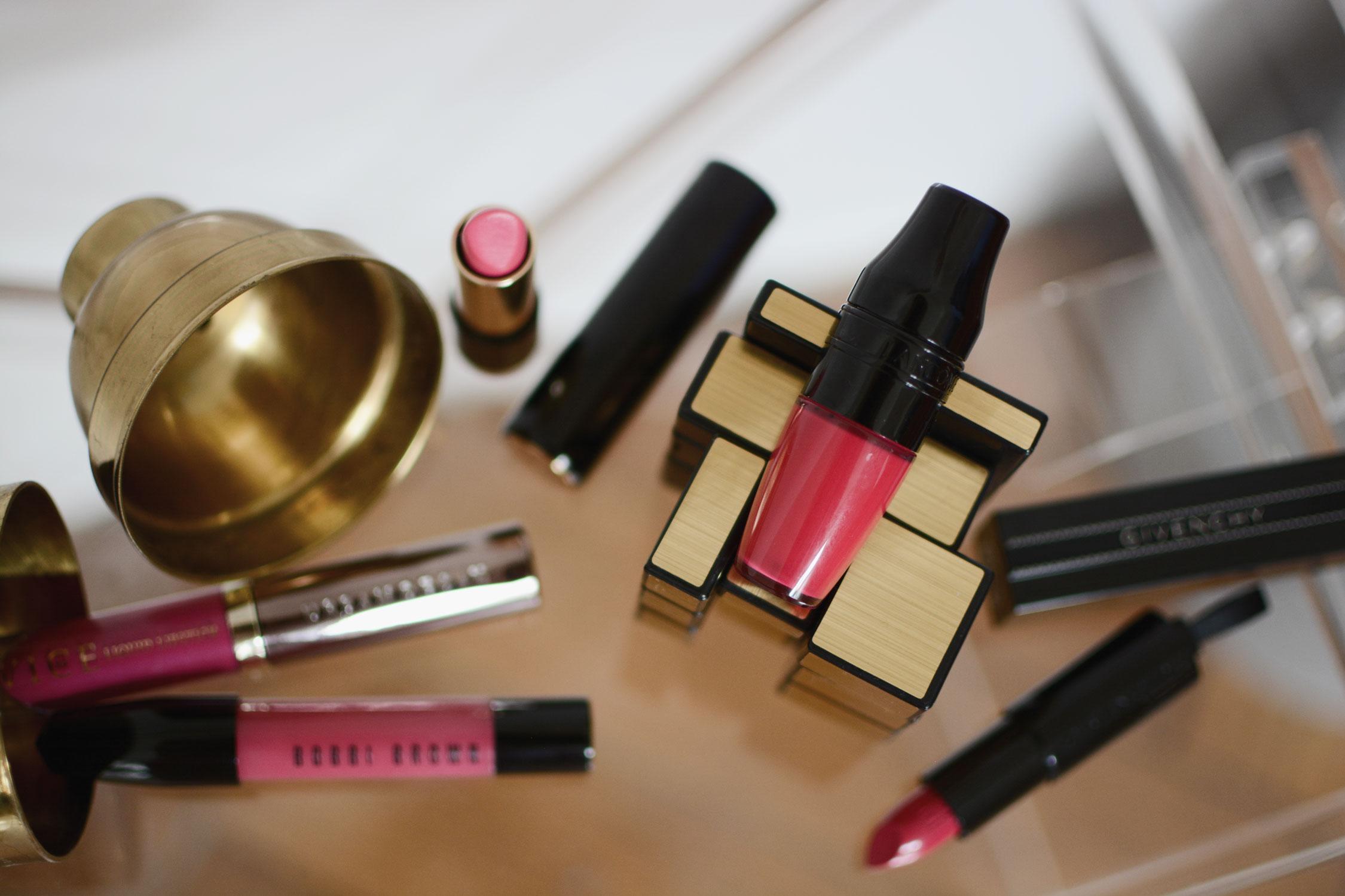 Pinke Lippen diesen Sommer - LES FACTORY FEMMES