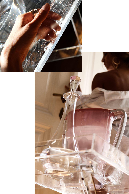 Step-by-step zu besserem Wasser - LES FACTORY FEMMES