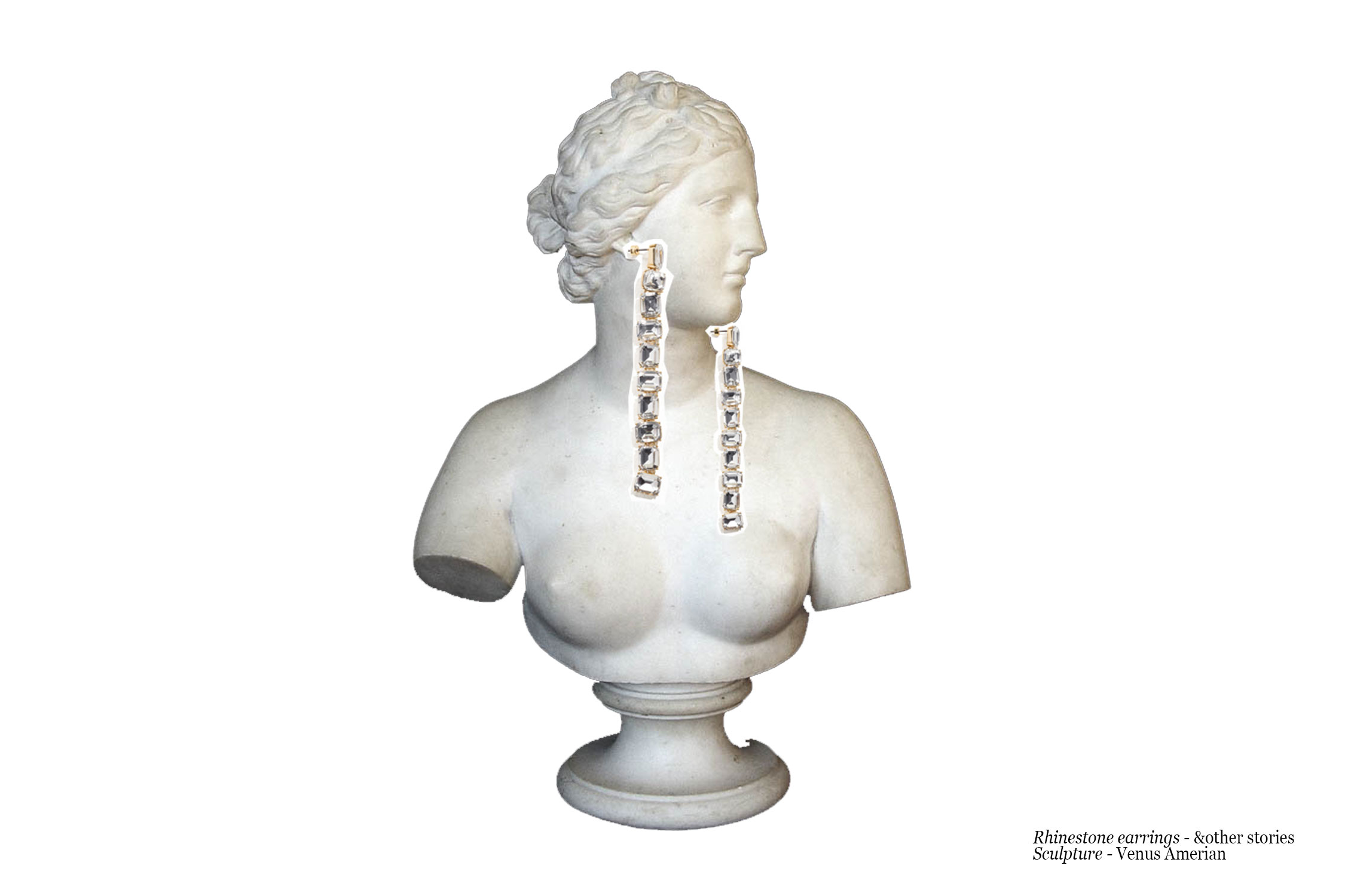 Schmuck Trends: Statement Ohrringe - LES FACTORY FEMMES
