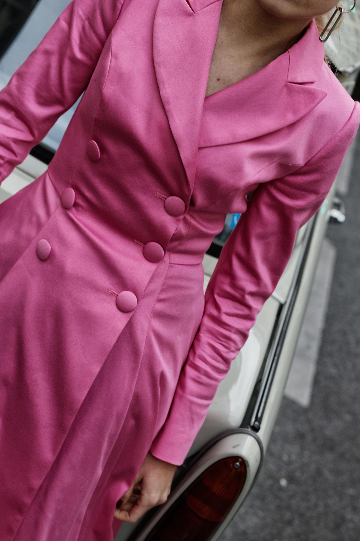 Pink die Trendfarbe - LES FACTORY FEMMES