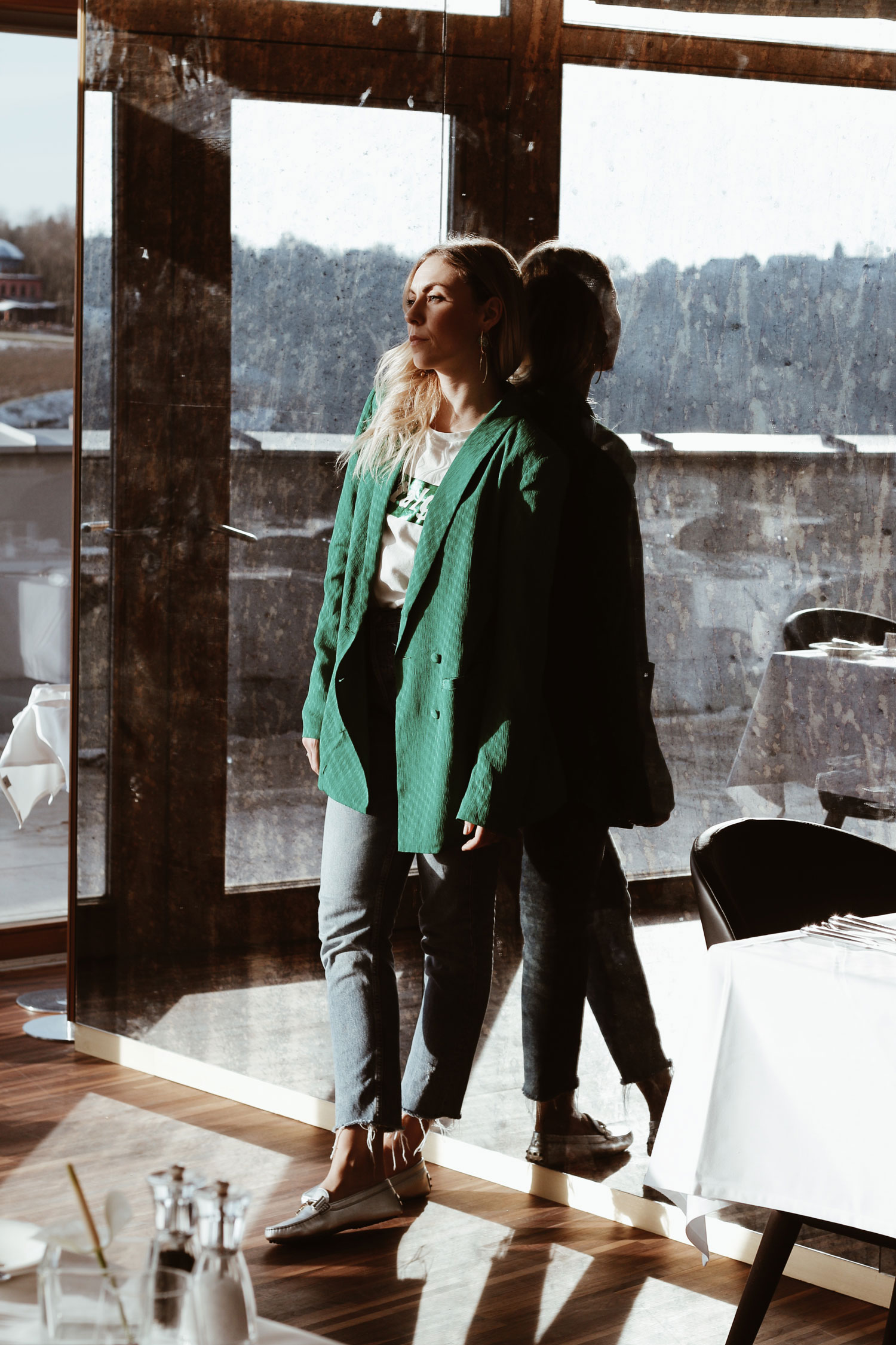 Pantone Greenery gibt den Ton an - LES FACTORY FEMMES