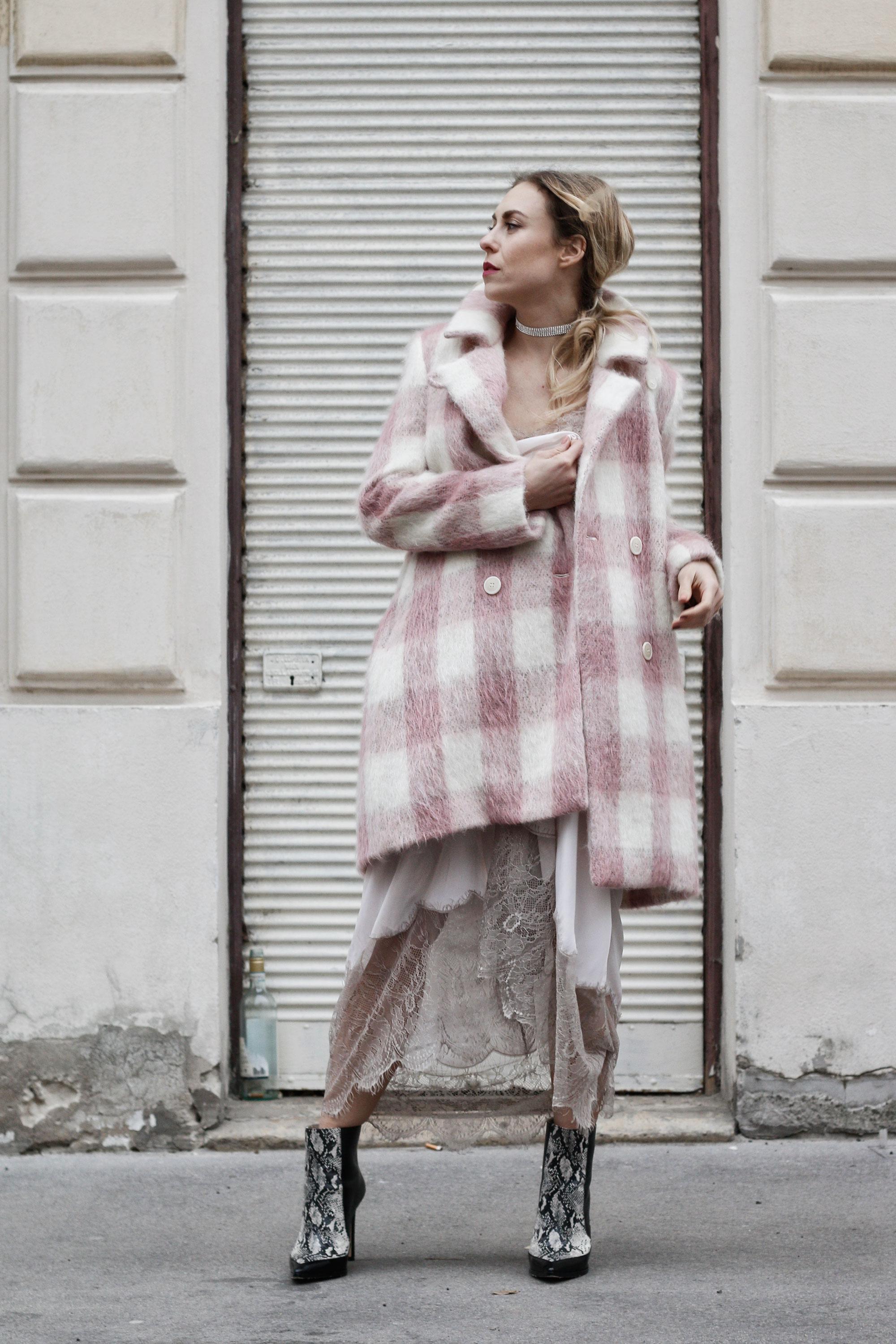 Slip Dress - LES FACTORY FEMMES