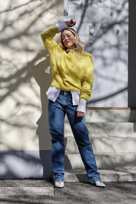 Pantone Limelight Trendfarbe 2018 - LES FACTORY FEMMES