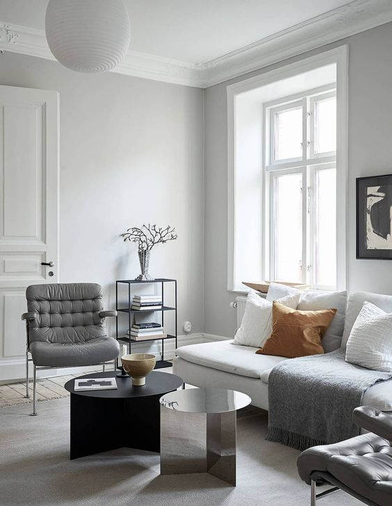 Scandinavian Interior Design - LES FACTORY FEMMES