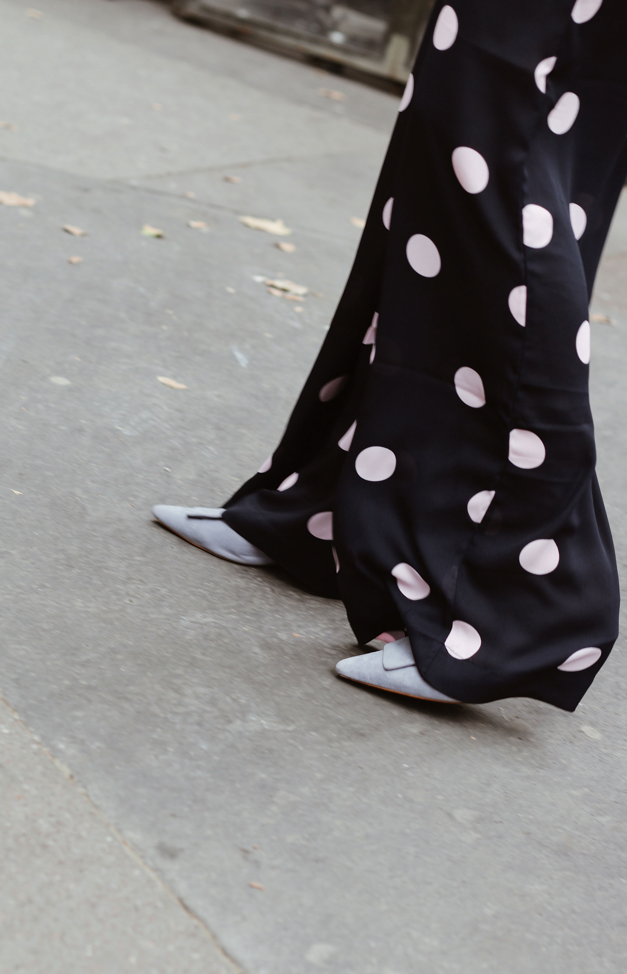 Update: Polka Dots and Paris - www.lesfactoryfemmes.com