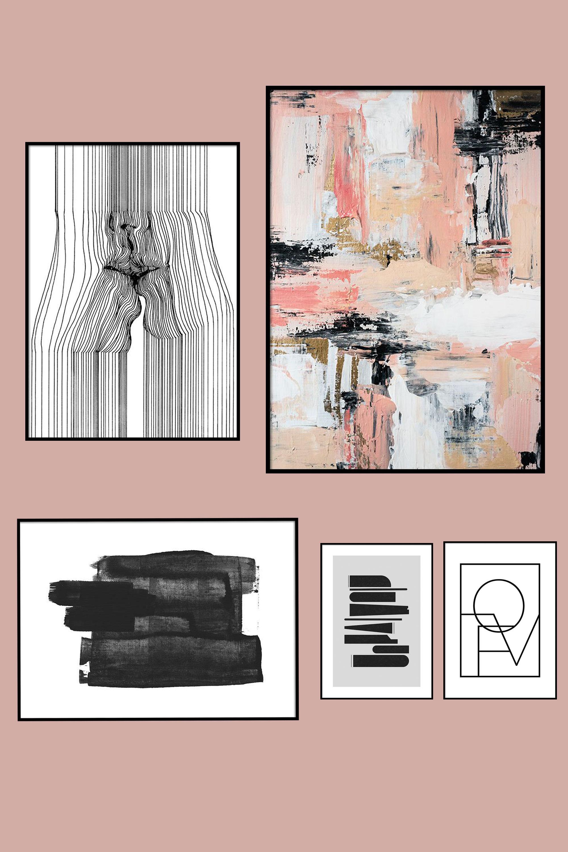 Living room art die besten poster f r das wohnzimmer - Poster wohnzimmer ...