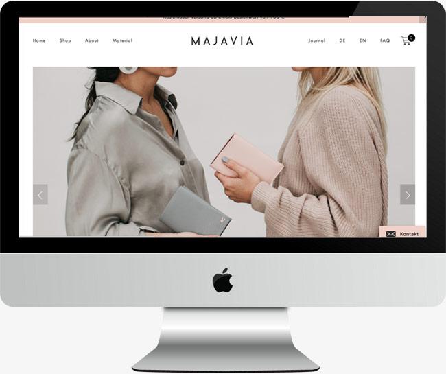 Presse Majavia - www.lesfactoryfemmes.com