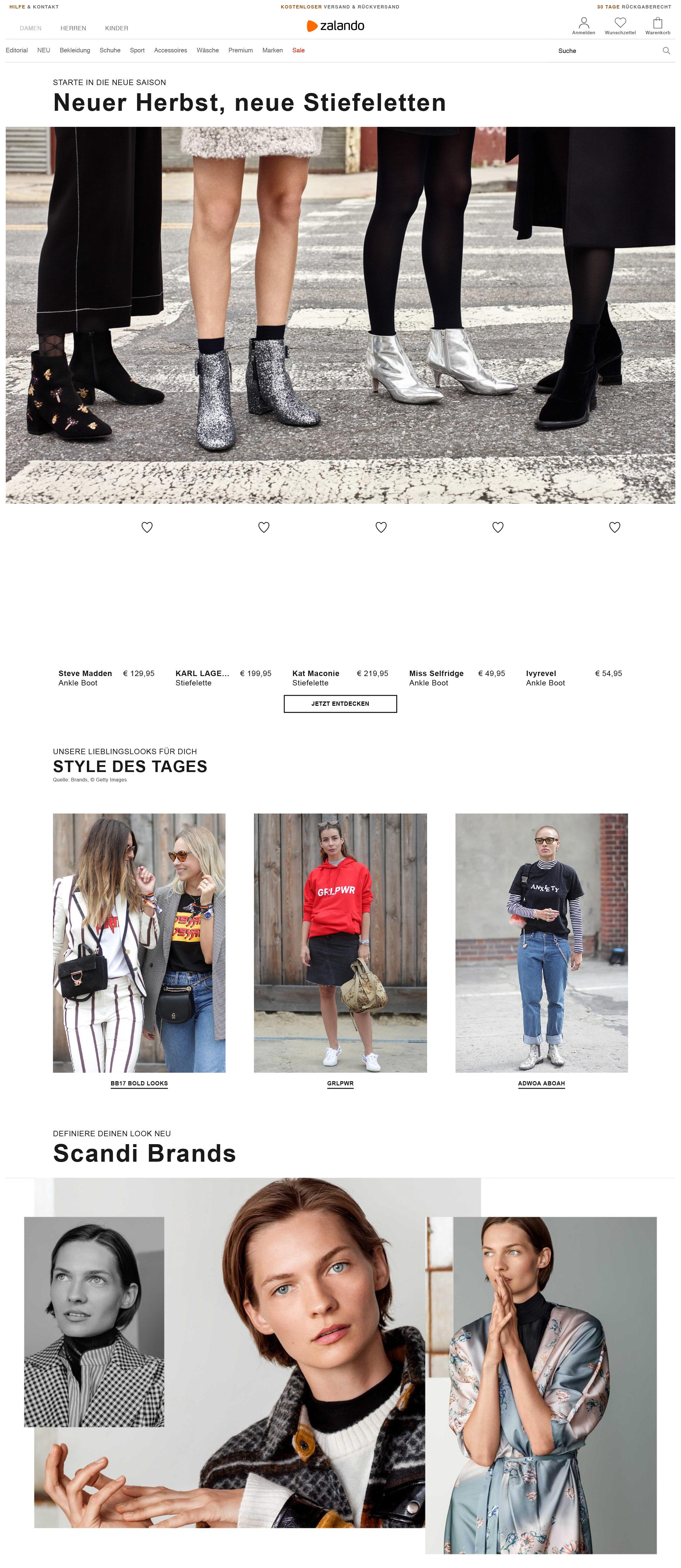 Presse Zalando - www.lesfactoryfemmes.com