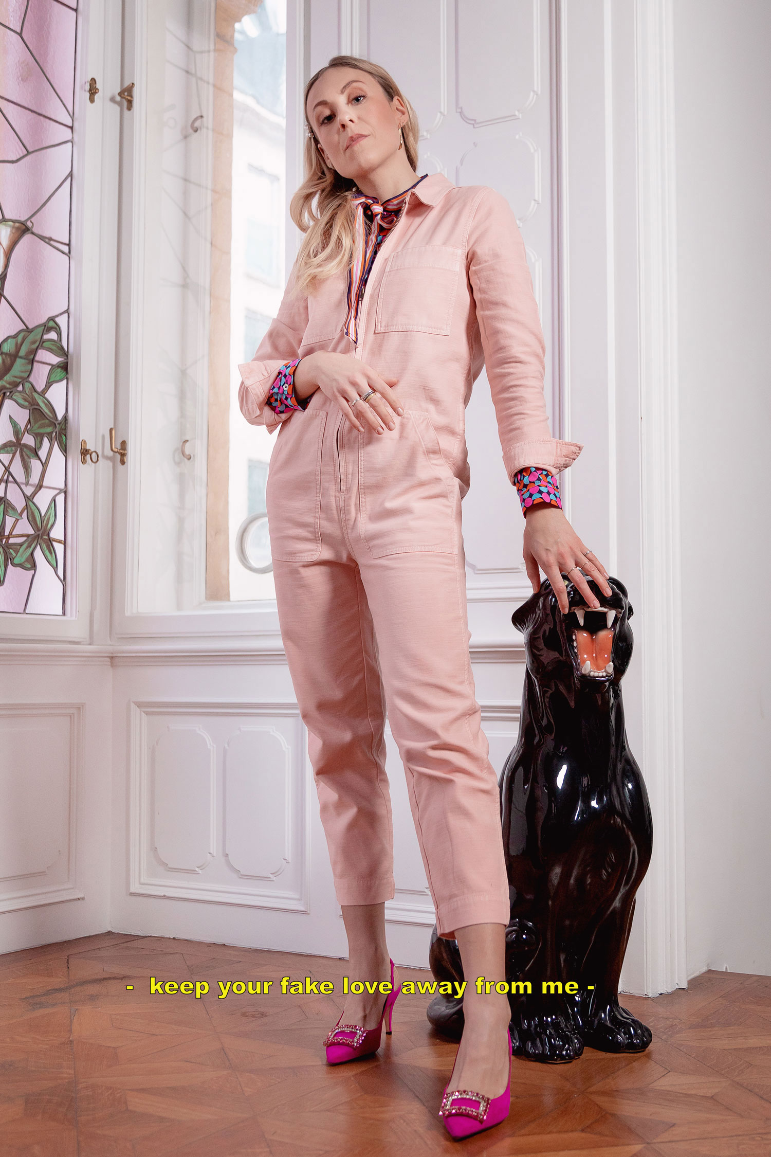 Valentinstag Look Styling - www.lesfactoryfemmes.com